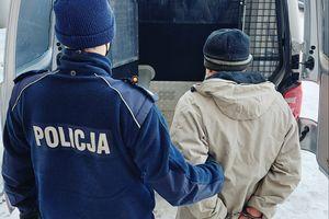 Poszukiwani zatrzymani przez mundurowych