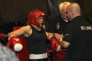 Pasłęczanka Sandra Kruk na turnieju w Sofii