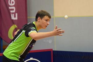 Kuba Kwapiś był drugi na turnieju TOP 16 juniorów w Białymstoku