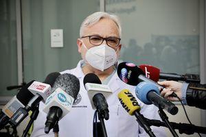 Profesor Wojciech Maksymowicz składa ważną deklarację i krytykuje