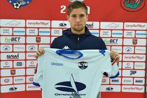 Dwaj nowi piłkarze w Sokole Ostróda, a w piątek sparing ze Stomilem Olsztyn