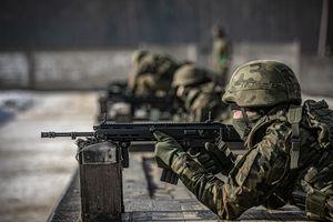 Weekend pełen szkoleń terytorialsów
