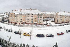 Kierowcy utknęli w korkach. Ogromne utrudnienia na ulicach w Olsztynie [ZDJĘCIA]