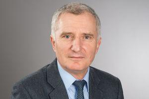 Nowy profesor — Piotr Krajewski