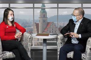 Sport w Gazecie Olsztyńskiej: rozmawiamy z Paulą Plichtą
