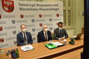 Marszałek Gustaw Marek Brzezin został wiceprezydentem Euroregionu Bałtyk