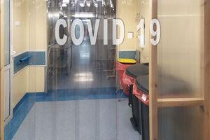 Przedłużona działalność oddziału COVID w Bartoszycach