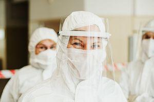 Powiat bartoszycki z najniższym wskaźnikiem zakażeń koronawirusem