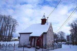 IKAT za zdjęcie: kaplica w Różańcu