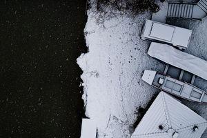 E-prenumerata za zdjęcie. Hotelowe gondole nad Łyną [ZDJĘCIA]