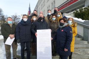 Warmia i Mazury nie chcą być Polską C. Koalicja powalczy o pieniądze
