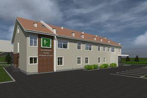 Wojewódzki Szpital Rehabilitacyjny w Górowie Iławeckim rozwija się dynamicznie