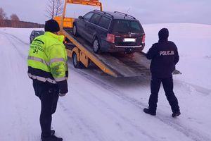 Jeden pijany, dwaj z sądowymi zakazami kierowali autami. Zostali zatrzymani przez dzielnicowych