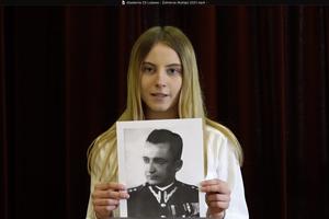 WIDEO: Uczniowie ZS Lubawa pamiętają o Żołnierzach Wyklętych
