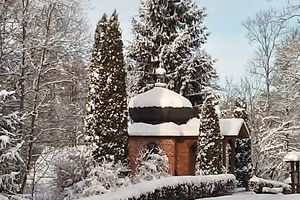 Prenumerata za zdjęcie: kaplica w Żywkowie