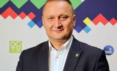 Andrzej Abako, starosta olsztyński