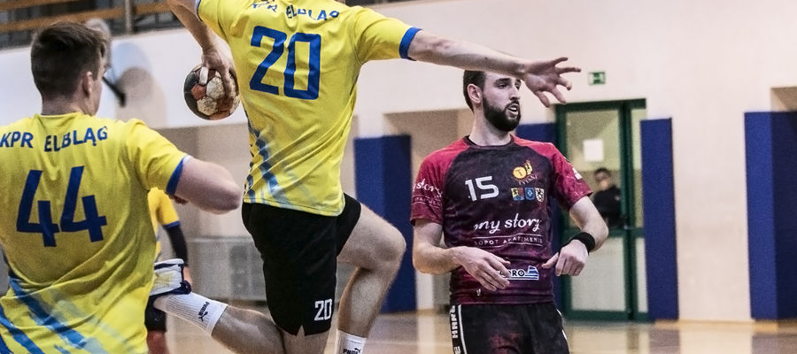 O dziwo, z warmińsko-mazurskiego duetu pierwszoligowców swój mecz wygrał tylko KPR Elbląg