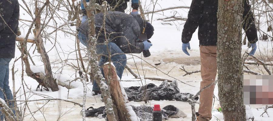 Ciało Witolda S. odnaleziono  6 km od miejsca, gdzie ostatnio był widziany