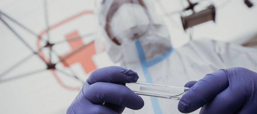 Koronawirus: Spadek liczby zakażeń w regionie