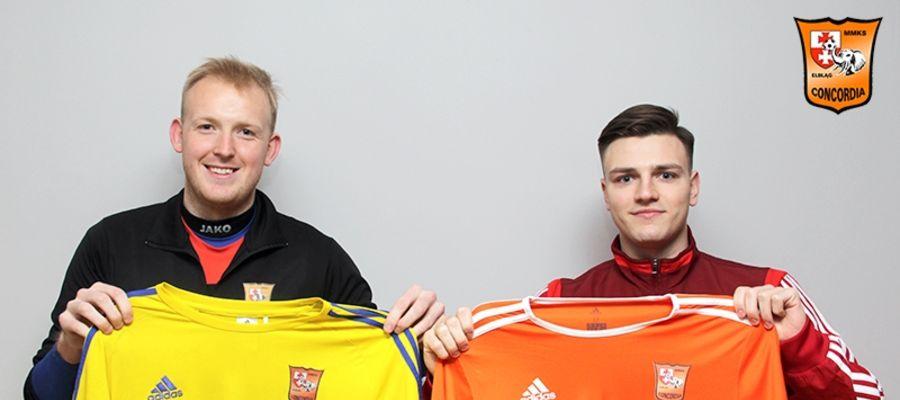 Od lewej: Michał Nowak i Daniel Jatczak