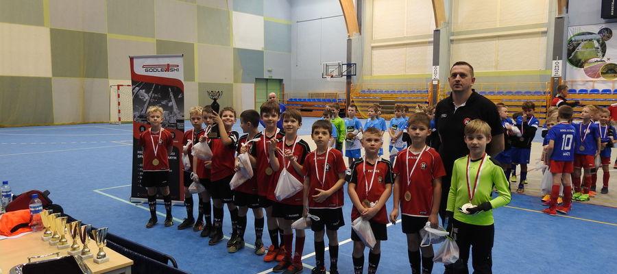 Zespół Krzysztofa Szpakowskiego był najlepszy na turnieju w Ostródzie