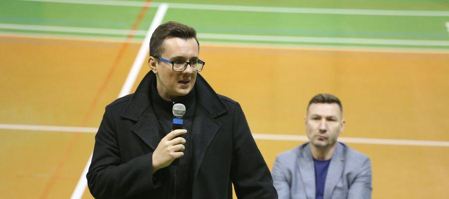 Nowym prezesem został Karol Lizurej
