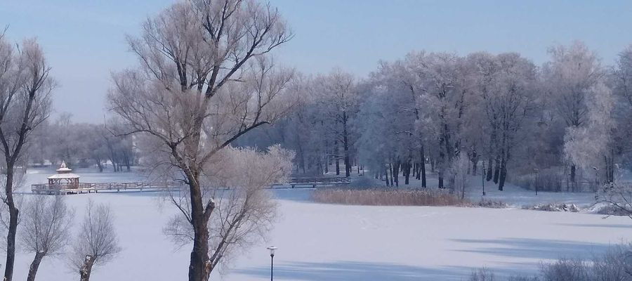 Jeziorko w Kętrzynie