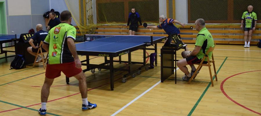 Rozgrywki Amatorskiej Ligi Tenisa Stołowego będą rozgrywane dwa razy w tygodniu