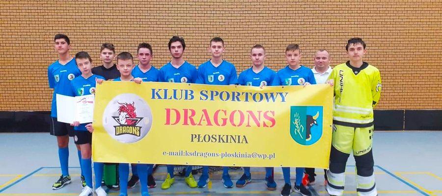Płoskinia ponownie w Półfinale Mistrzostw Polski w Unihokeju