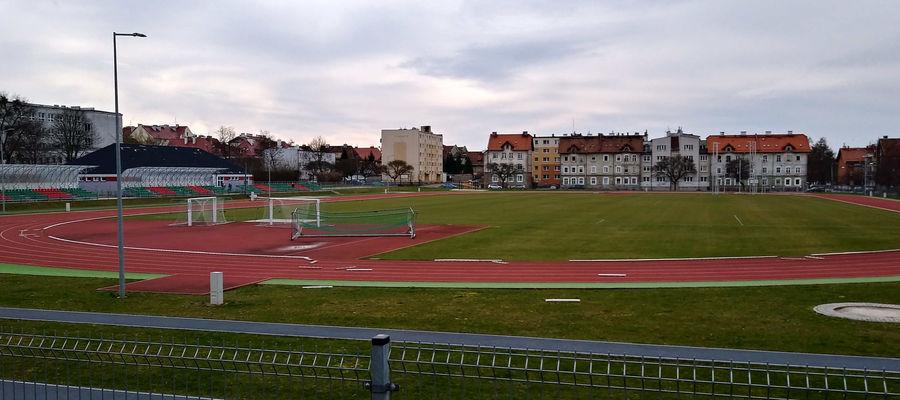 Ostródzki stadion lekkoatletyczny przez dwa tygodnie będzie zamknięty dla biegaczy
