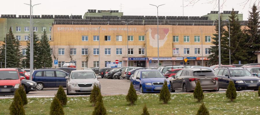 Szpital planuje inwestycje i remonty