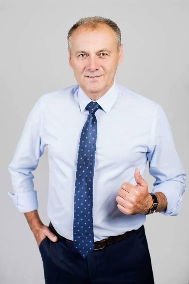 Krzysztof Mańkowski, burmistrz Szczytna