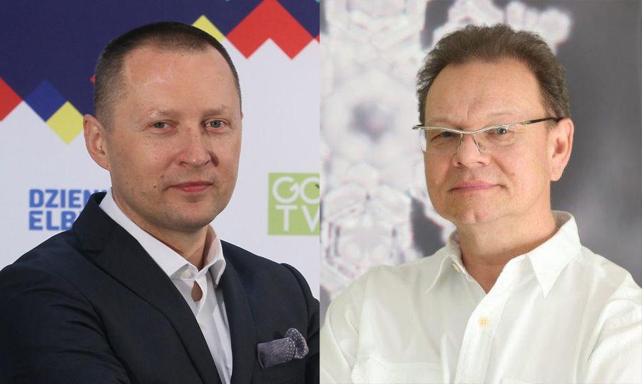 AKCJA WODA to wspólna inicjatywa Jacka Zdrojewskiego z HarmonyH2O i Jarosława Tokarczyka z Grupy WM.