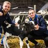 Reprezentant Polski, co krowy karmi. Poznajcie (lepiej) Grubalskich z Wałdyk [zdjęcia]