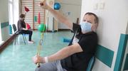 Gdybym nie miał pomocy, nie przeżyłbym: rehabilitacja po COVID-19
