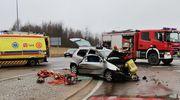 Groźny wypadek na obwodnicy Gołdapi