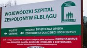 Nowe zasady odwiedzin w Wojewódzkim Szpitalu Zespolonym w Elblągu