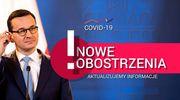 Nowe obostrzenia epidemiczne w Polsce. Co się zmienia? [VIDEO]