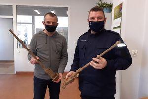 Dwa niemieckie karabiny trafiły do muzeum w Węgorzewie
