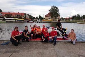 Młodzi strażacy z Fromborka nie boją się wyzwań