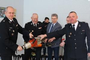 Serce do niesienia pomocy i nowy sprzęt dla OSP z gminy Susz