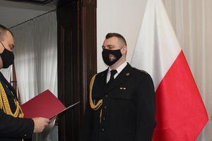 Zmiany kadrowe u gołdapskich strażaków