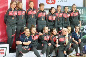Futsalistki z UWM wróciły z medalem