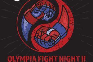 Pięściarze dzieciom, czyli Olympia Fight Night 2