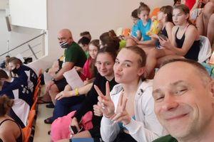 Kolejne sukcesy ełckich pływaków