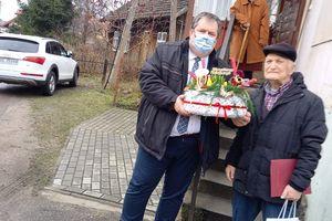 Józef Januszkiewicz świętował 101 urodziny!