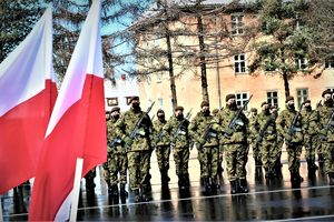 Warmińsko-Mazurska Brygada Obrony Terytorialnej zyskała nowych żołnierzy