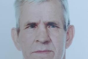 Policjanci poszukują zaginionego Andrzeja Czerwińskiego