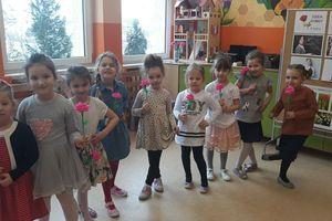 W Przedszkolu Miejskim też świętowano Dzień Kobiet