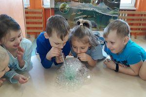Światowy Dzień Wody w Przedszkolu Miejskim